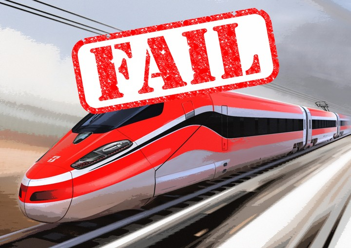 High-Speed Rail Is One of Canada's Biggest Failures - VICE