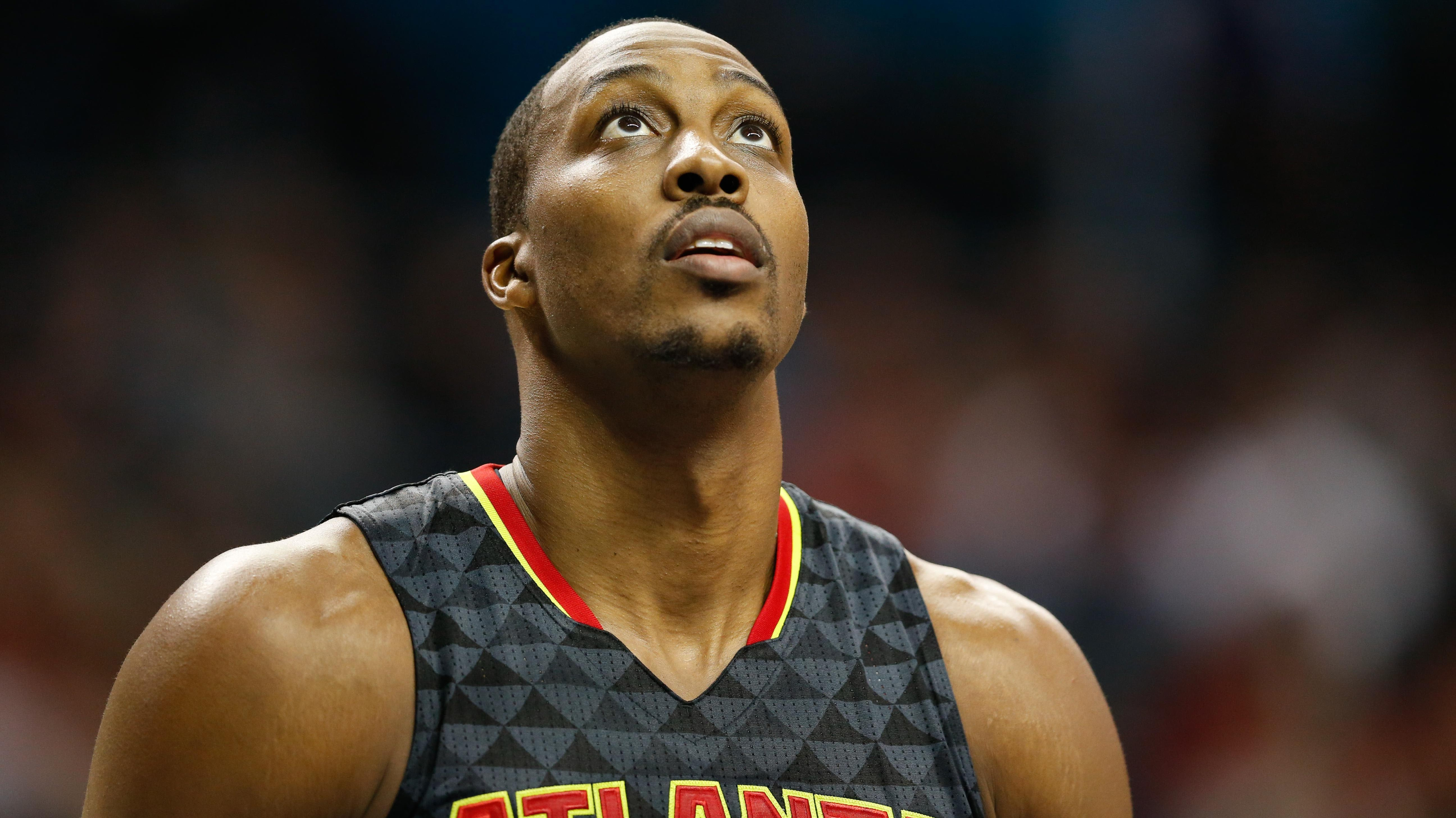 Dwight Howard Could Be Awesome in Charlotte VICE Sports