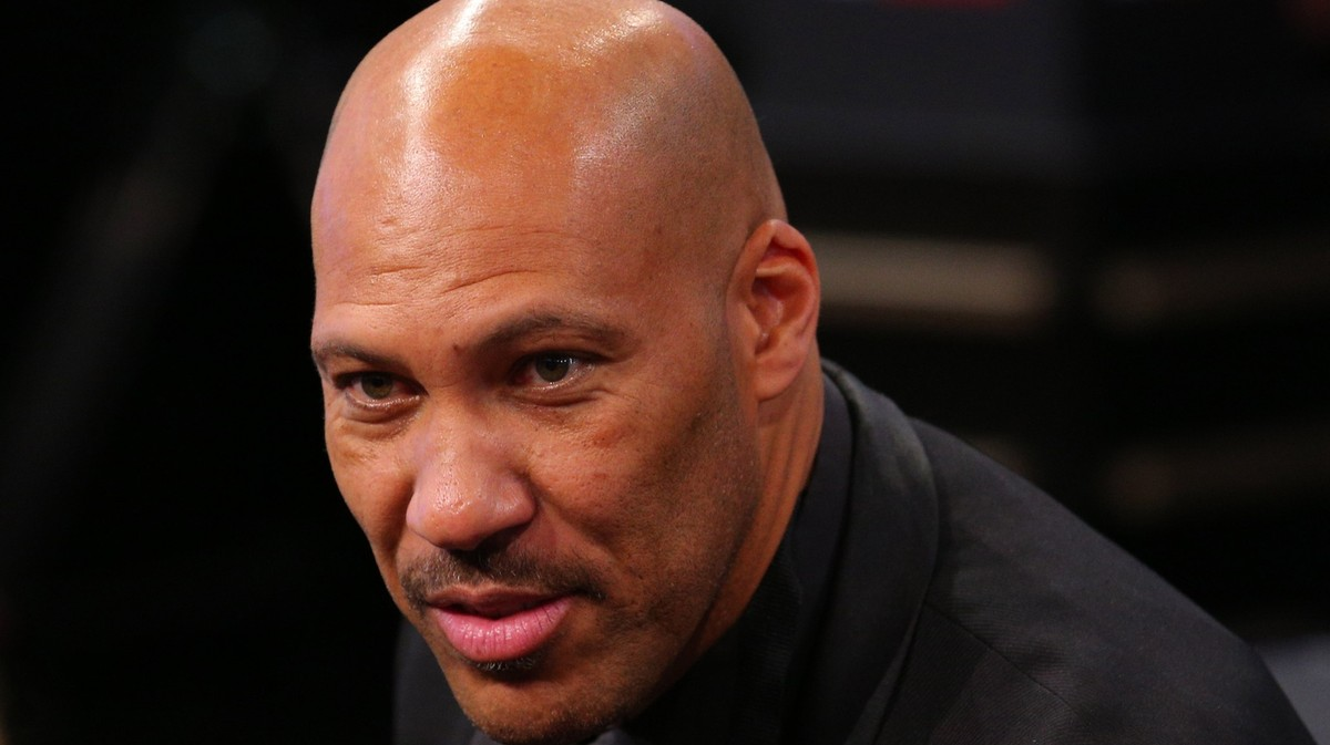 LaVar Ball Was As Good As Advertised In WWE