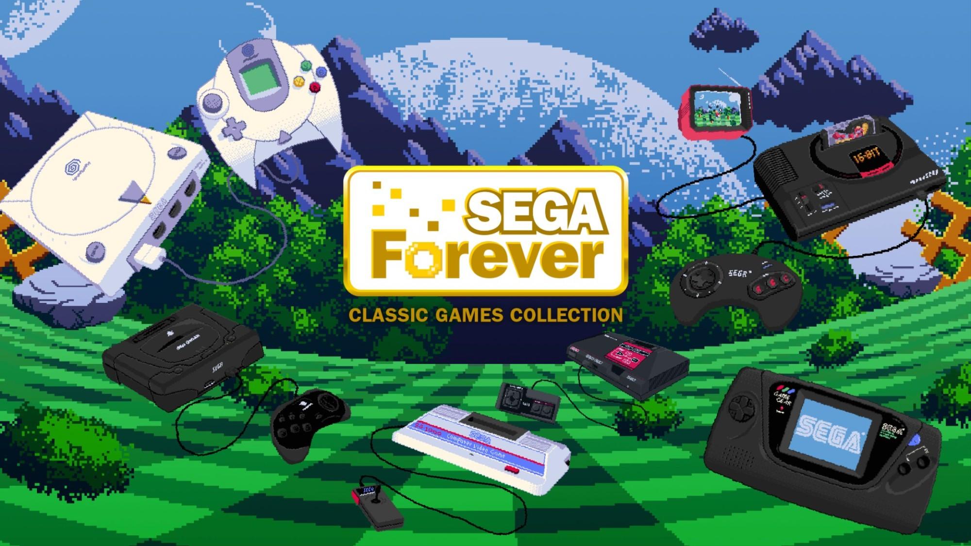 Sega Forever's Shoddy Ports Leave Sega on the Defensive