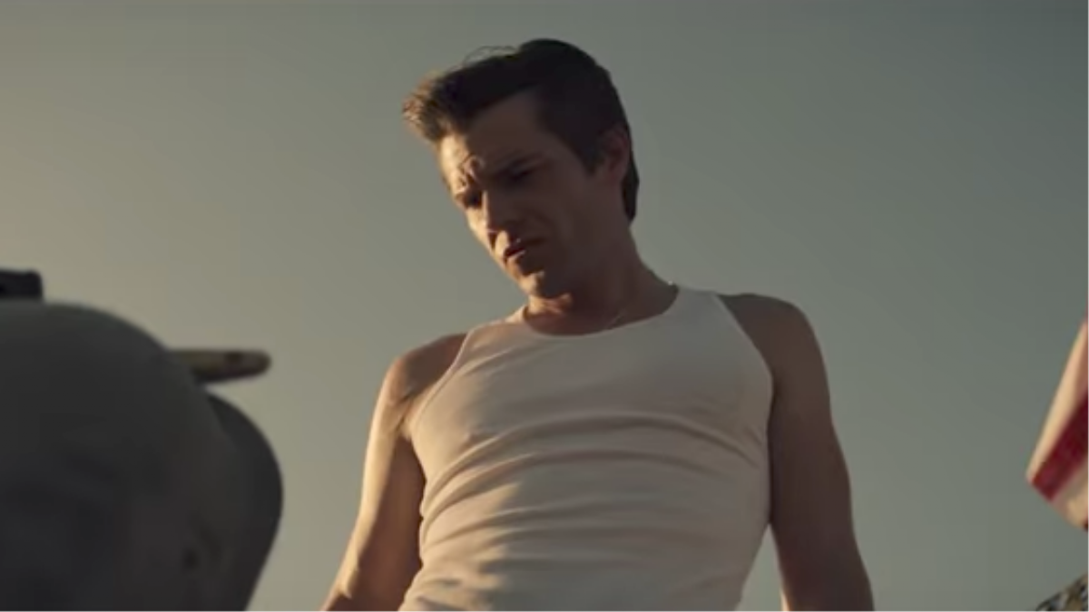 Brandon Flowers Is a Real Man's Man in The Killers' New Video