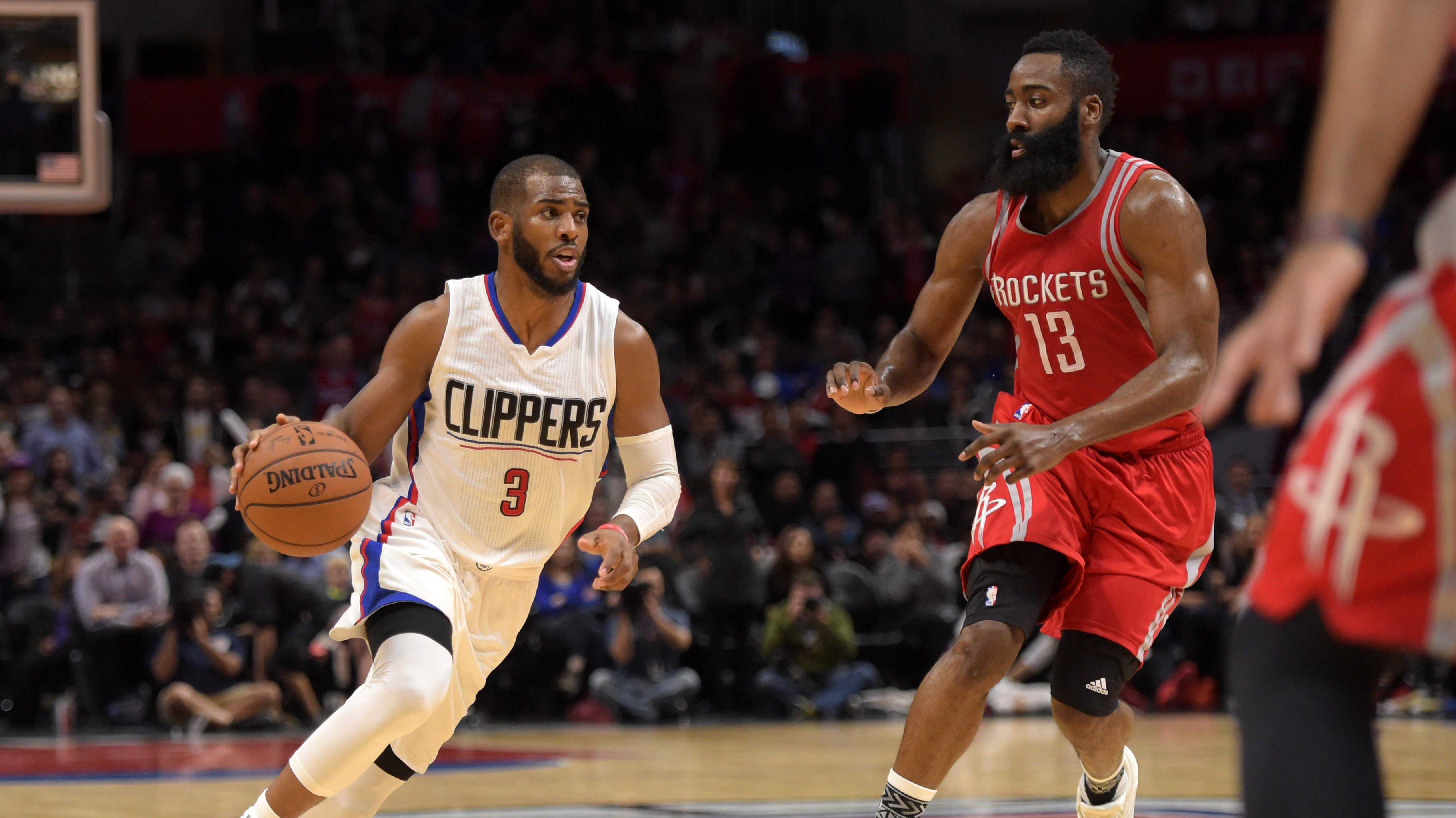 The Houston Rockets Trade for Chris Paul VICE Sports