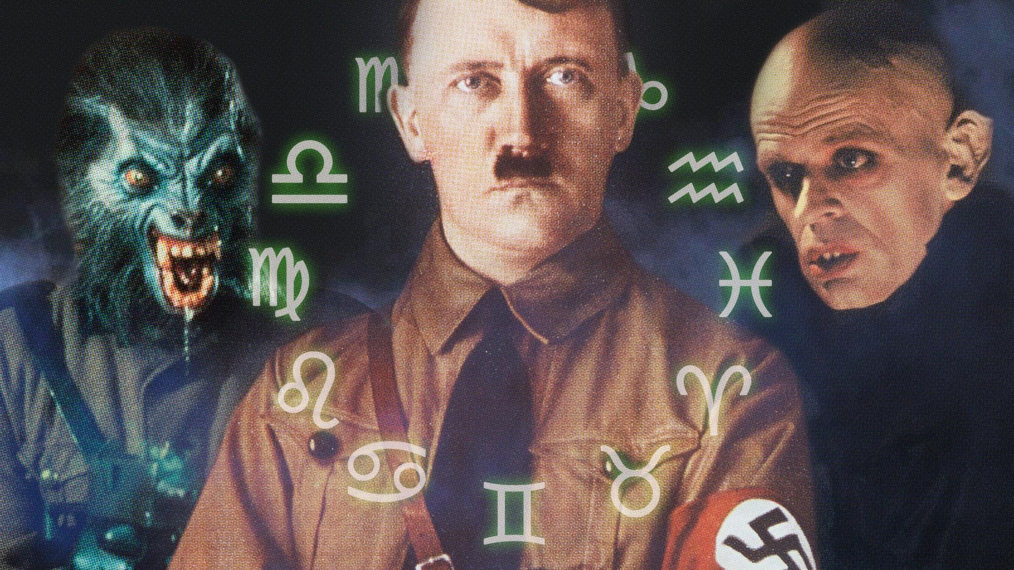 Hitler Used Werewolves, Vampires, and Astrology to Brainwash