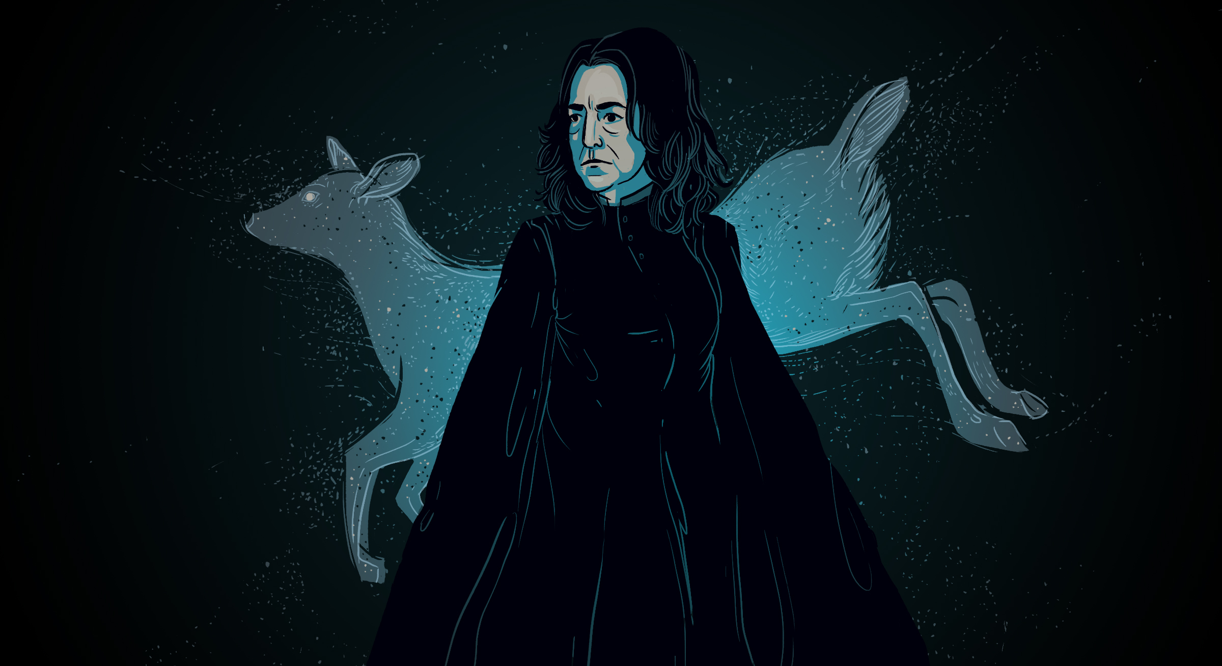 The Shockingly Convincing Argument That Severus Snape Is Transgender
