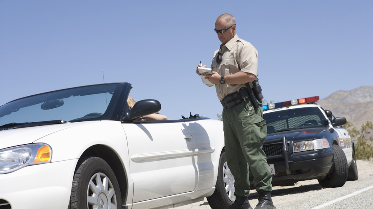 Pull Over Car Meaning : Self driving cars mean cops won t have excuses to pull