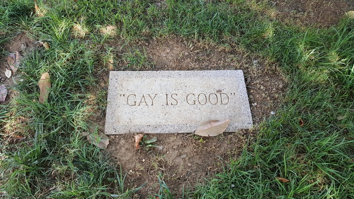 The Growing Movement to Memorialize Queerness After Death