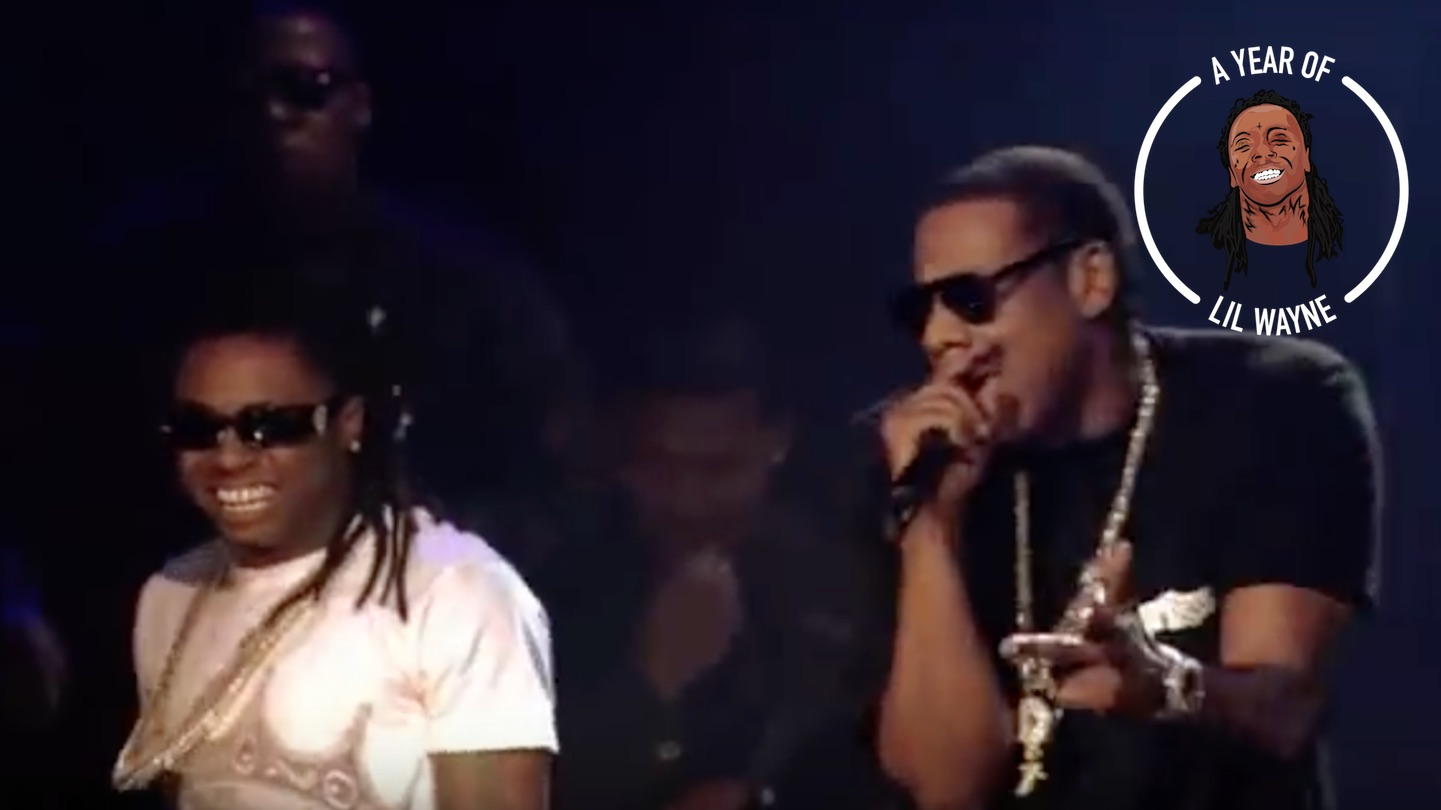 The Story of Lil Wayne and Jay-Z, the Best Rappers Alive - Noisey