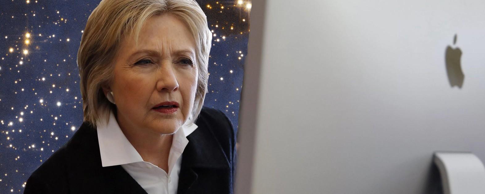 Inside the Bizarre Astrological Drama over Hillary Clinton's Birth ...