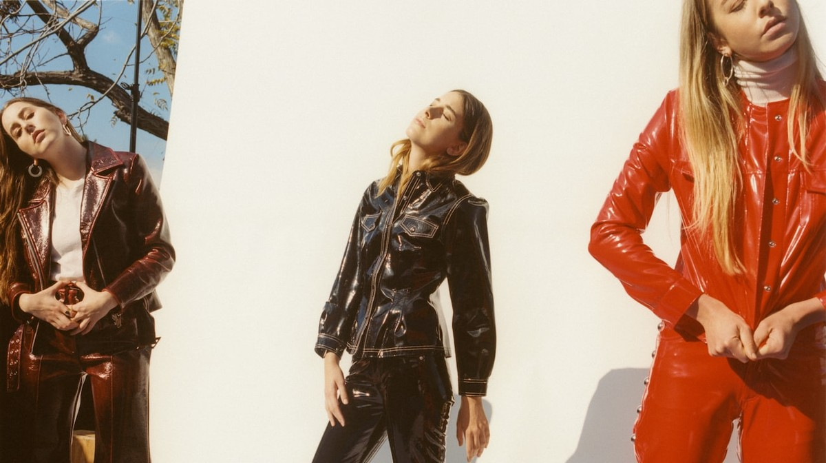 The Visceral Power of the Haim Sisters