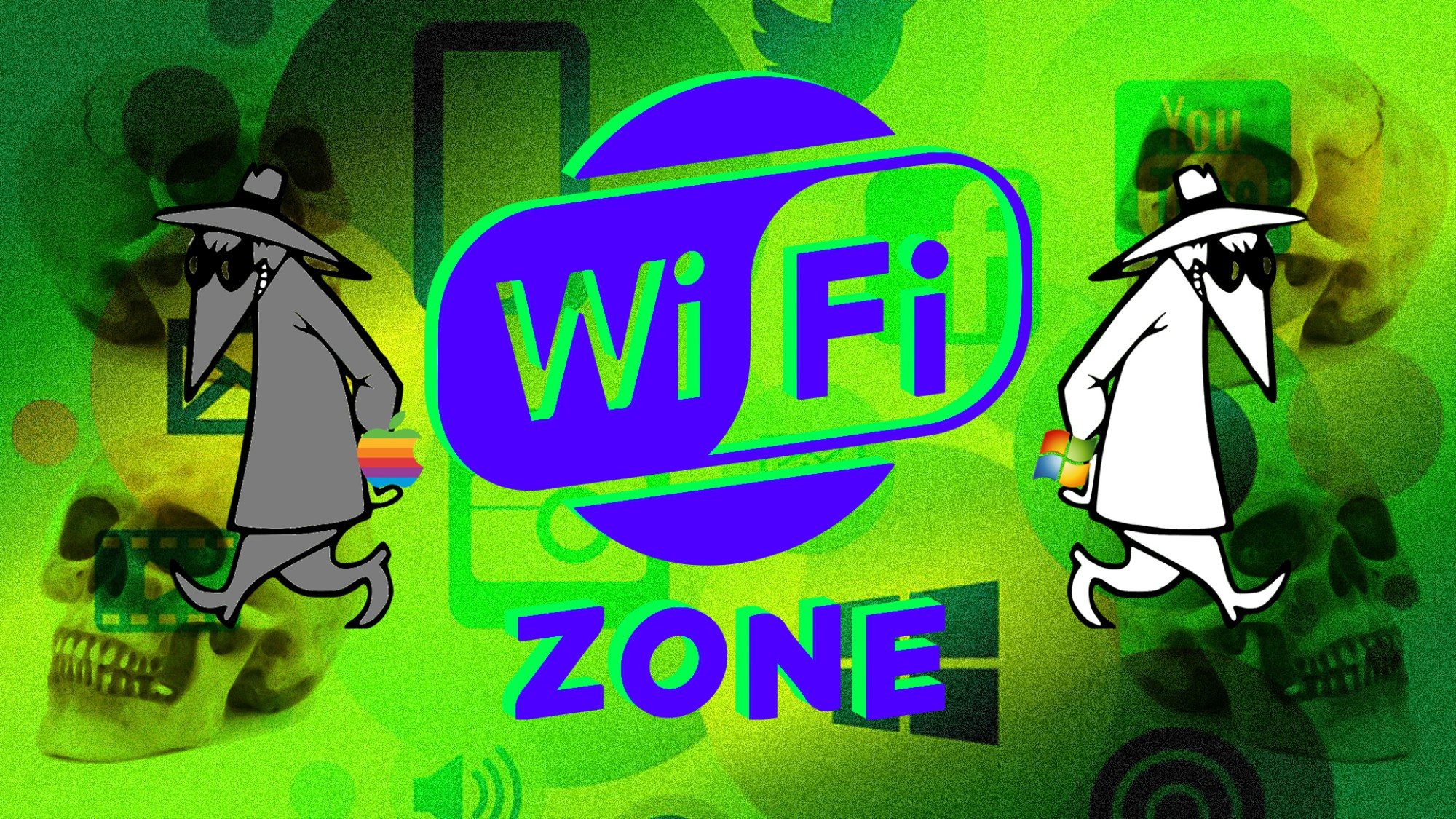How to Use Public WiFi Without Getting Hacked - VICE