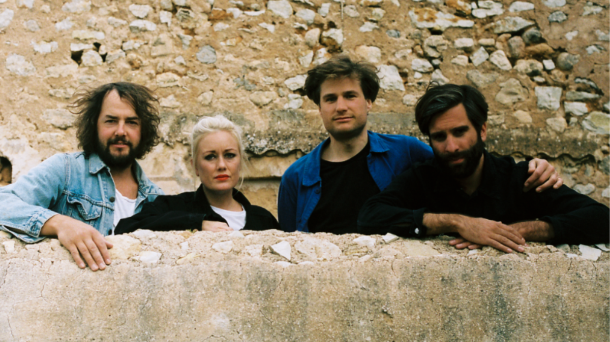 Shout Out Louds Return With The Extremely Pleasant And Jangly Jumbo Jet