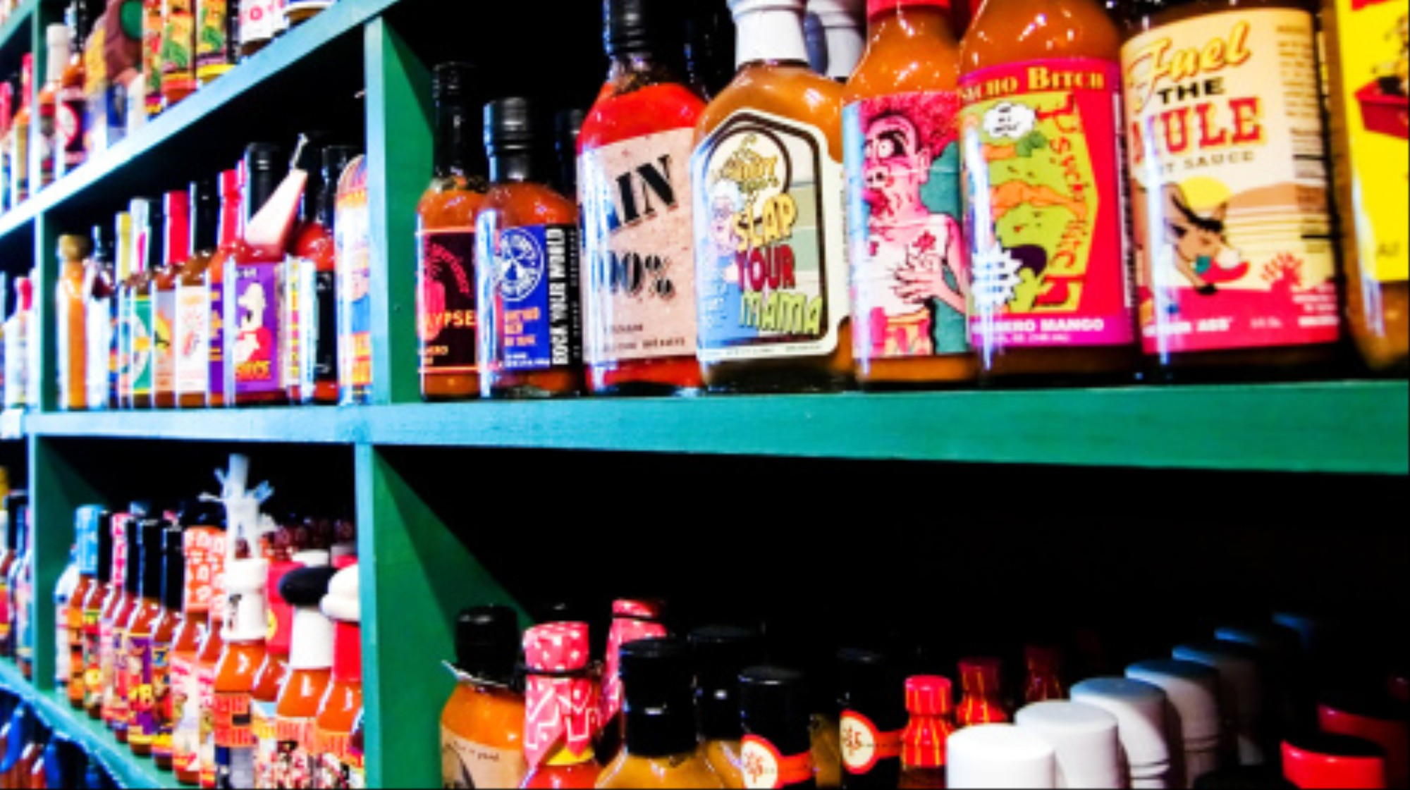 Is Your Insane Hot Sauce Habit Destroying Your Stomach? - VICE