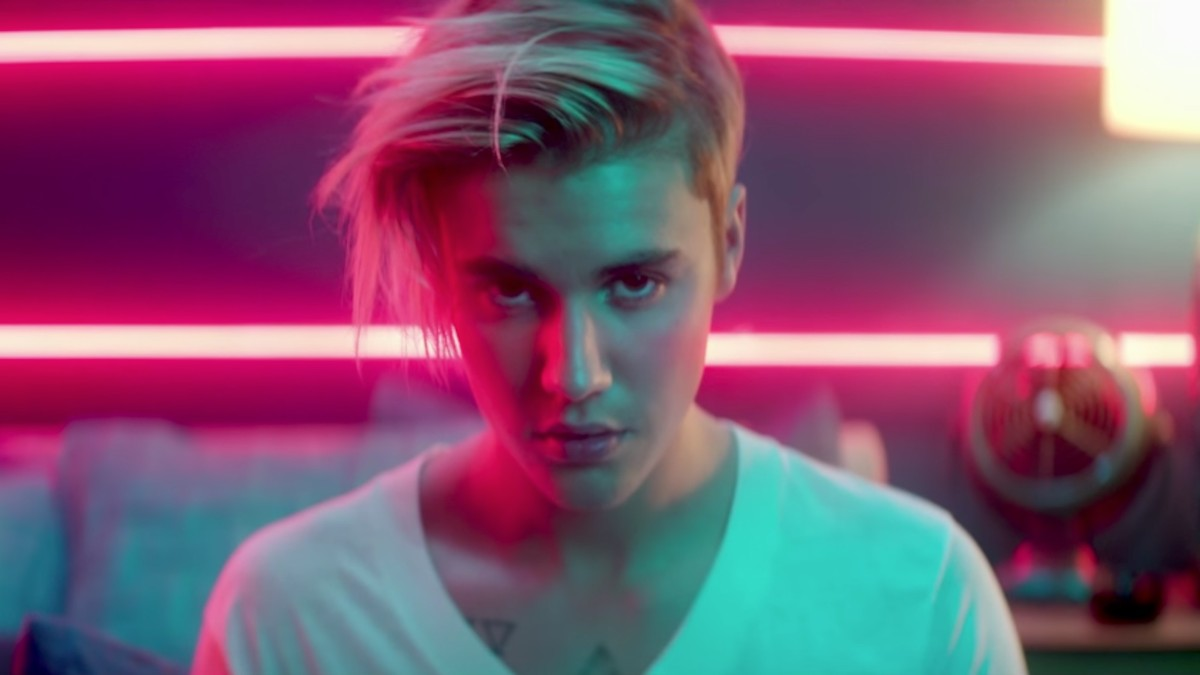 Ass Com Videos all about justin bieber: neon, smoke and mirrors: why so