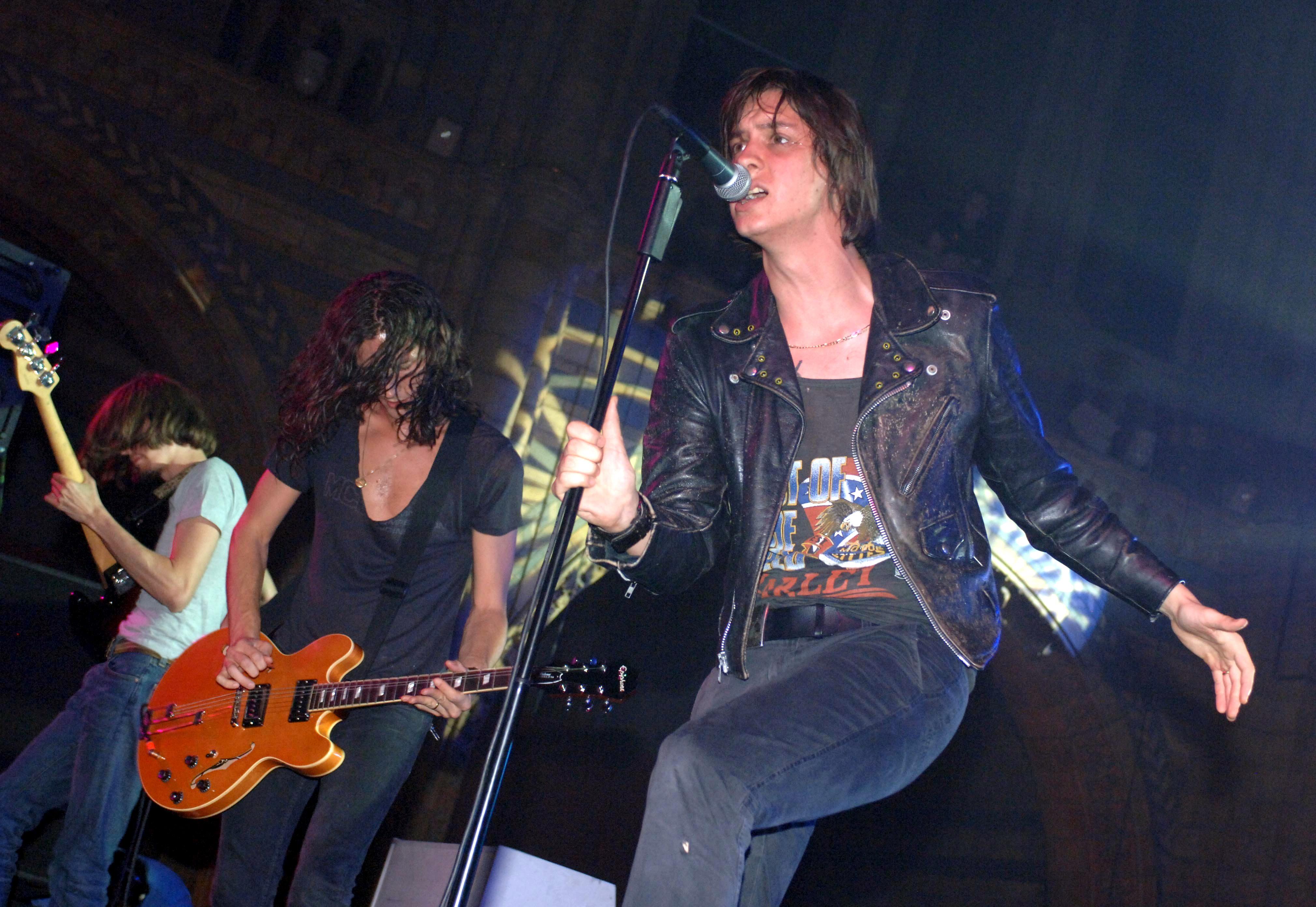 Rock music sex rain forest