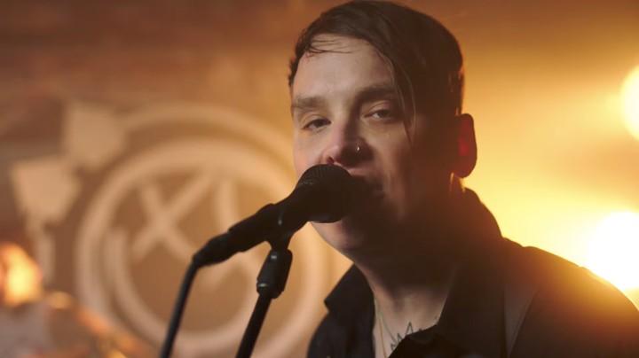 Blink-182's Matt Skiba Said He Used Witchcraft to Sabotage Fyre Fest