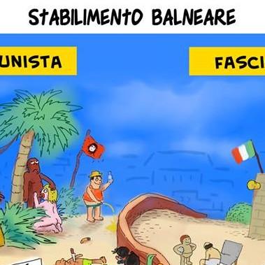 Cosa ci dice dell'Italia del 2017 questa vignetta su fascisti e ...
