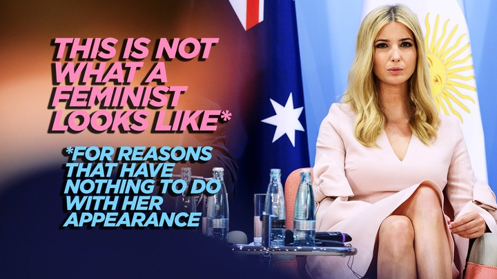 Don't Say Ivanka Is Bad for Women if You're Gonna Be All Sexist About It