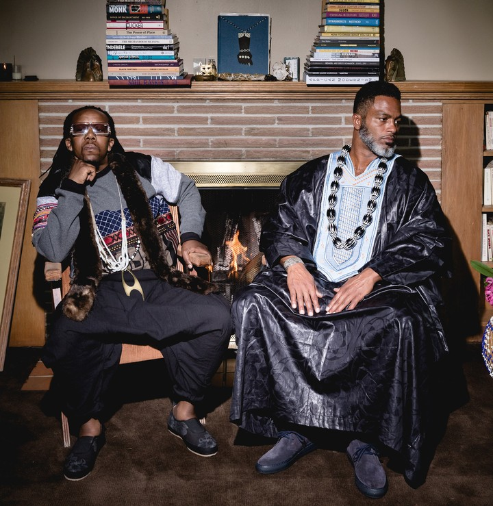 Shabazz Palaces Are Ready to Take You to the Wildest Place in Space