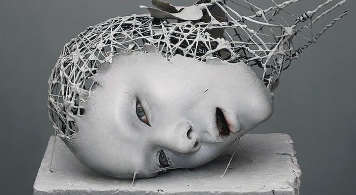 Bodies Disintegrate in Photographic Representations of Memories