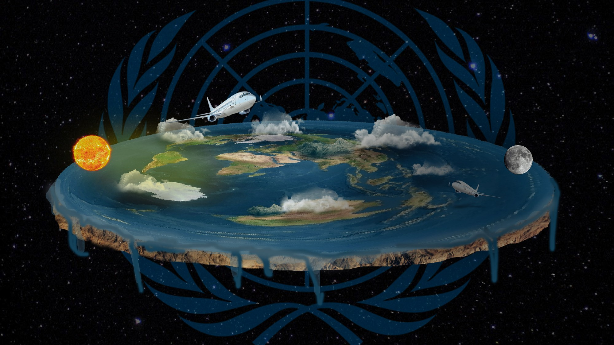 Ten Questions You Always Wanted to Ask a Flat Earther - VICE