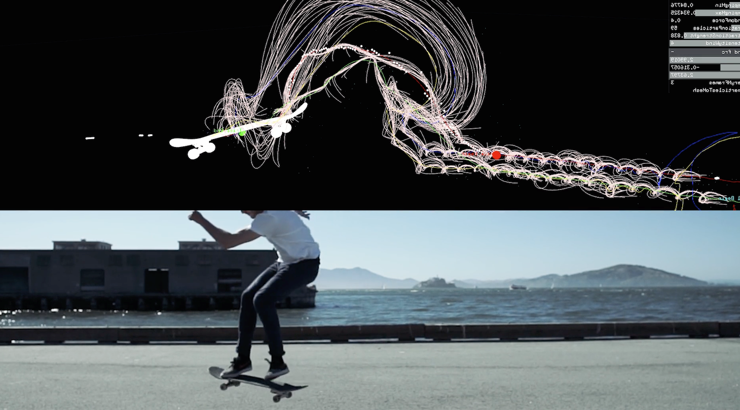 bc1d56180050 How to Turn a Kickflip Into a 3D Sculpture - VICE