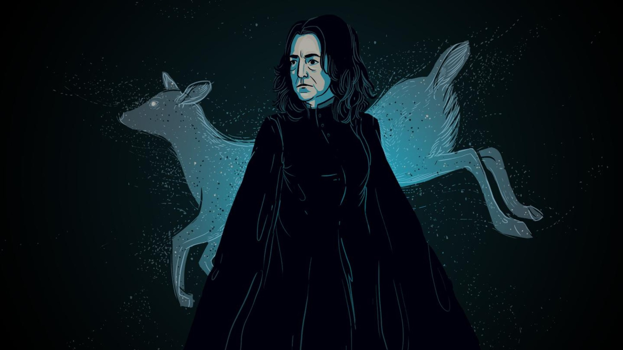 The Shockingly Convincing Argument That Severus Snape Is