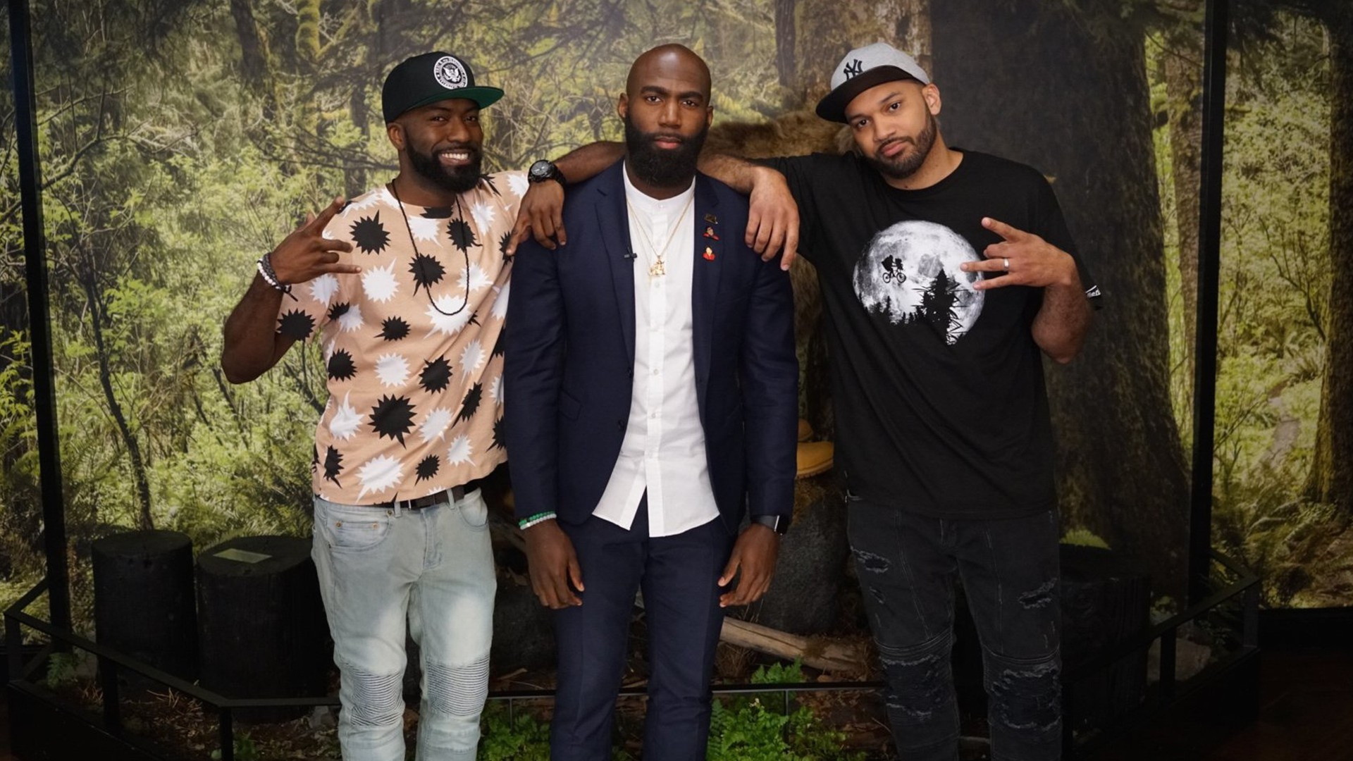 Malcolm Jenkins Tells Desus and Mero About Fighting for Criminal