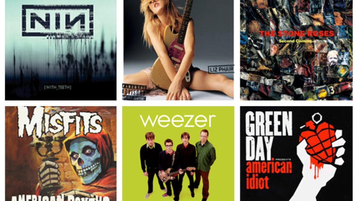 12 bad albums that got you into good bands vice