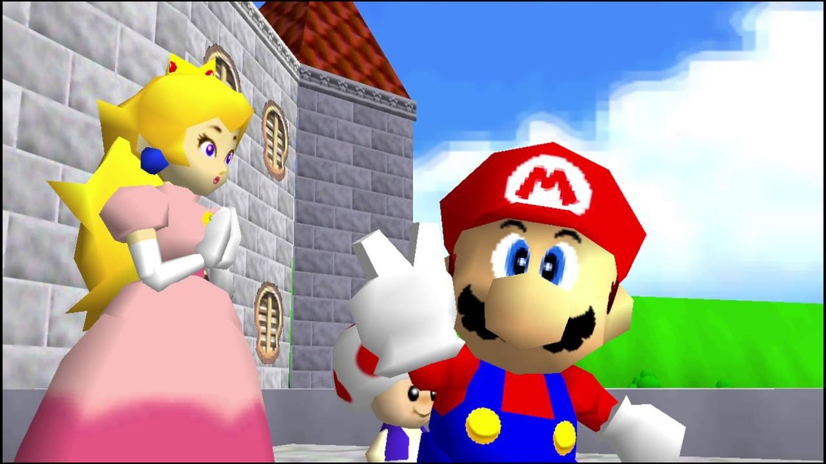This \'Super Mario 64\' ROM Hack Lets You Make and Share Your ...
