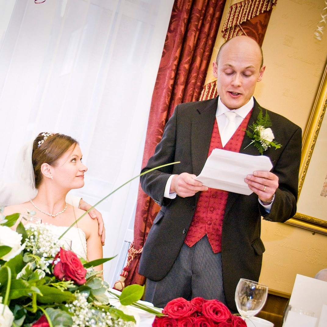 Wedding DJs Describe The Worst Speeches Theyve Ever Heard