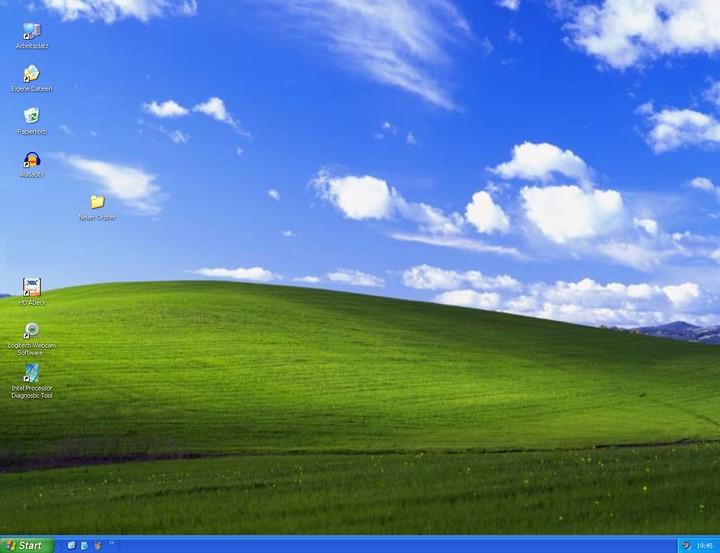 La strana storia dello sfondo più famoso di Windows