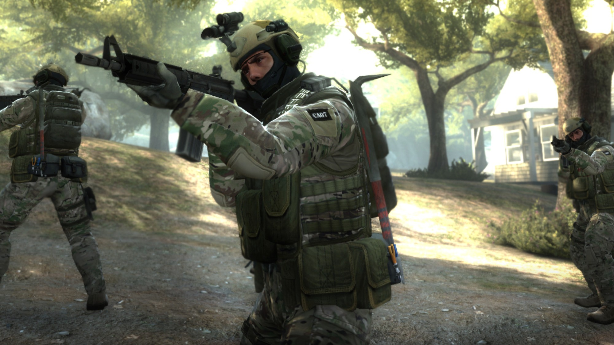 Counter-Strike' Bug Allowed Hackers to Completely Own Your