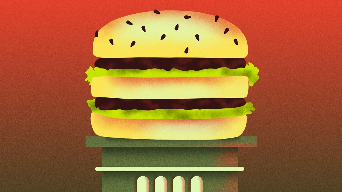 How the Big Mac Changed the Way We Think About Food