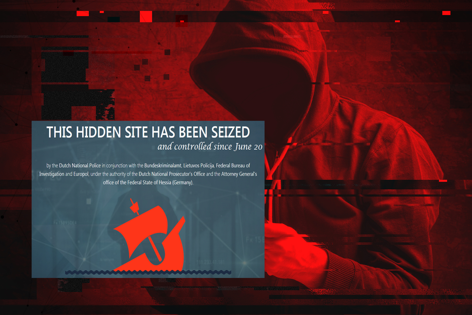 motherboard.vice.com - US, Europol, and Netherlands Announce Shutdowns of Two Massive Dark Web Markets