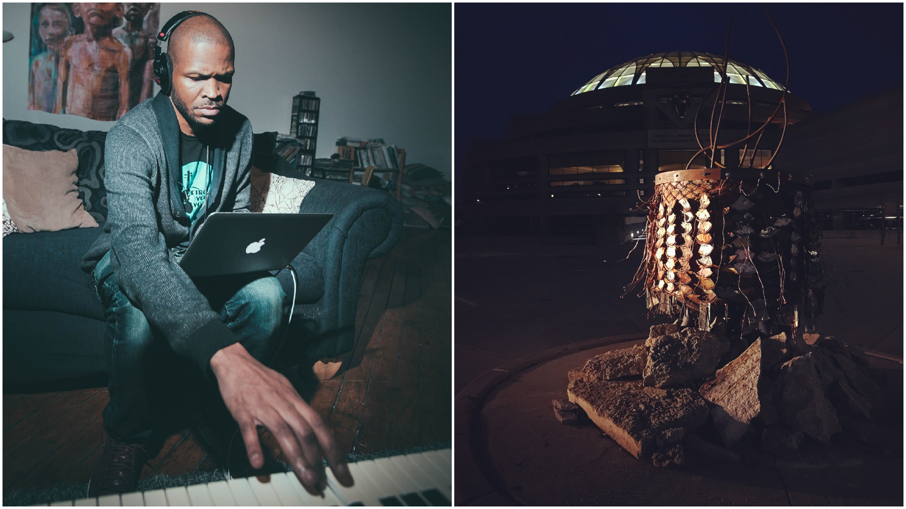 Detroit's Fiery Uprising Gets Remembered as a Multimedia Art ...