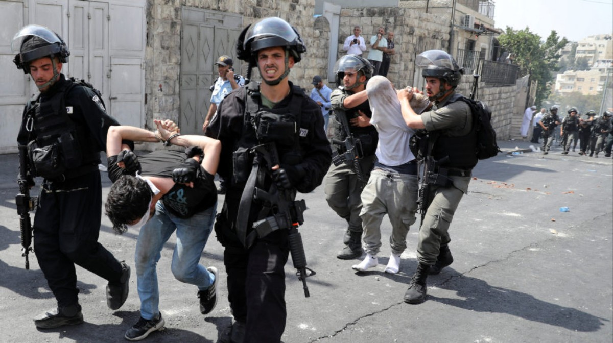 Jew Detector: The Crisis Over Jerusalem's Holy Site Isn't Over Just Yet