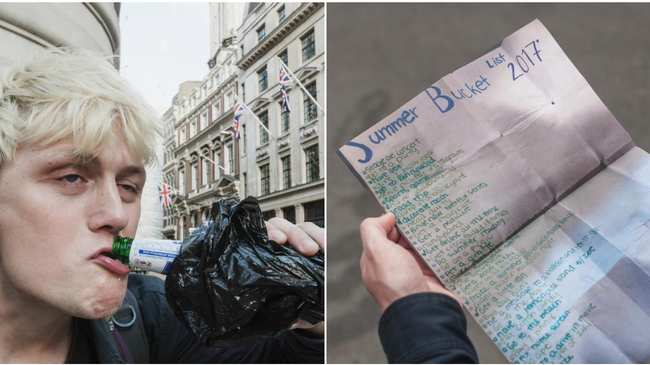 I Tried To Complete That Viral Urban Outfitters Bucket List In A Day