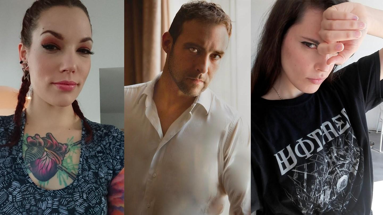 Actores Y Actrices Adictas Al Porno la precariedad en el porno español (i): el miedo a denunciar