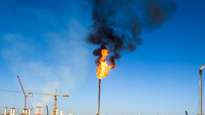 Blame Oil's Decline for the Middle East's Latest Conflict