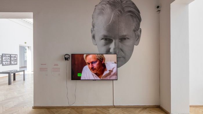 Whistleblower Exhibition Exposes Surveillance Age Vigilantes