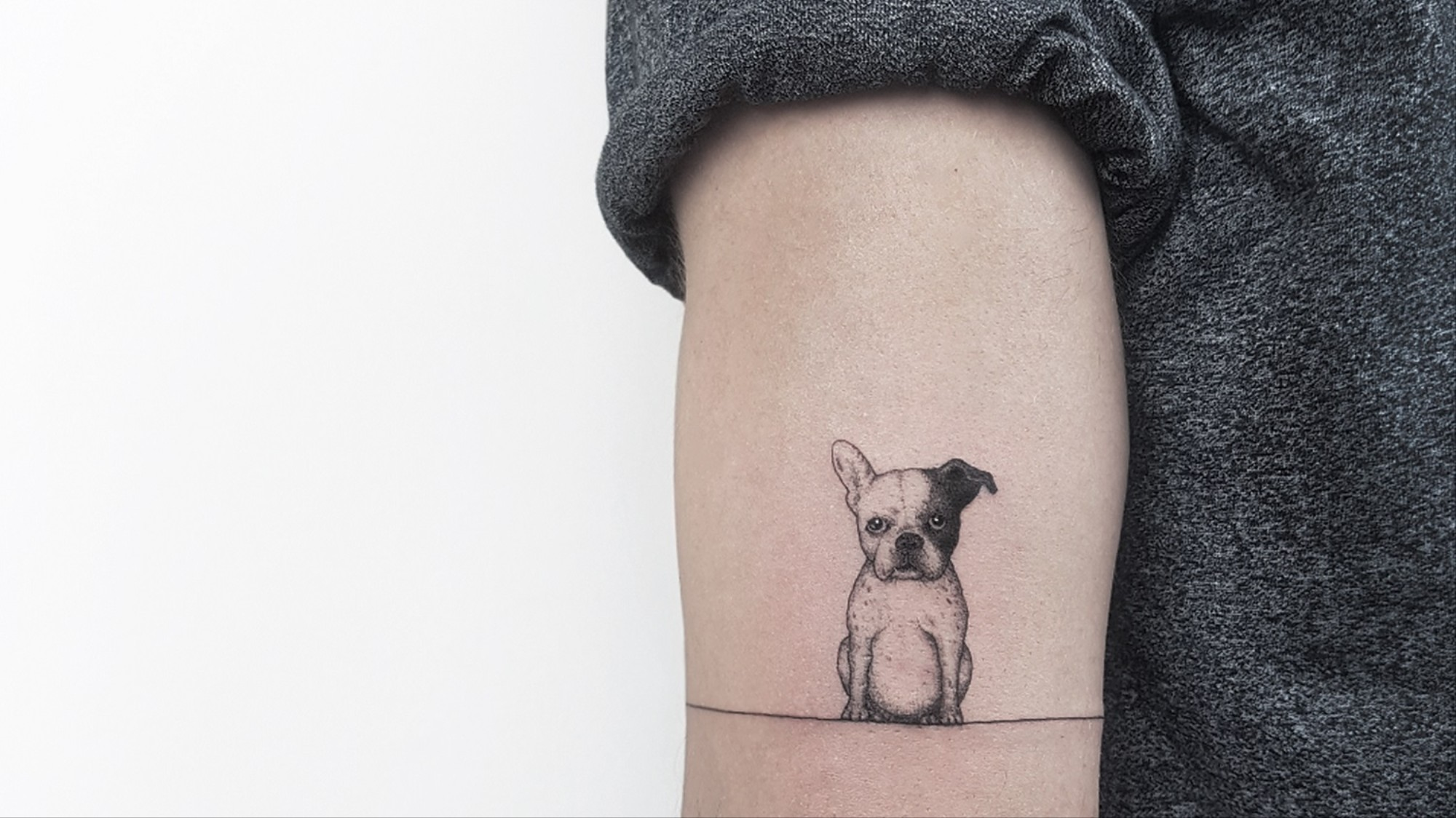 These Simple Tattoos Are Doggone Cute Vice