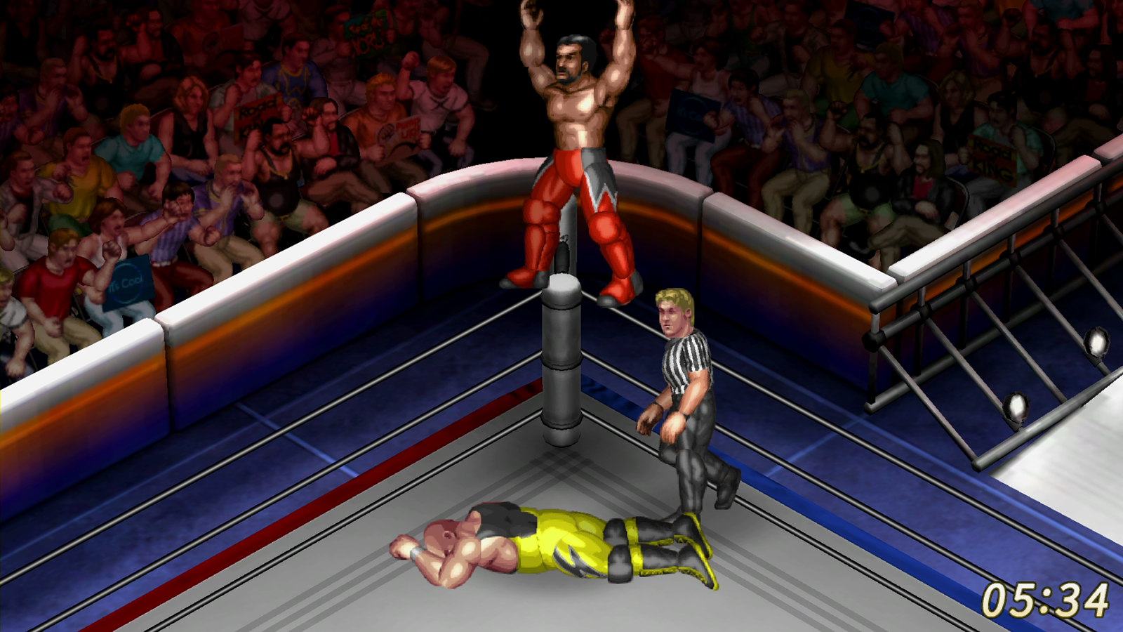 'Fire Pro Wrestling World' Is Great For All the Reasons the WWE Games Suck