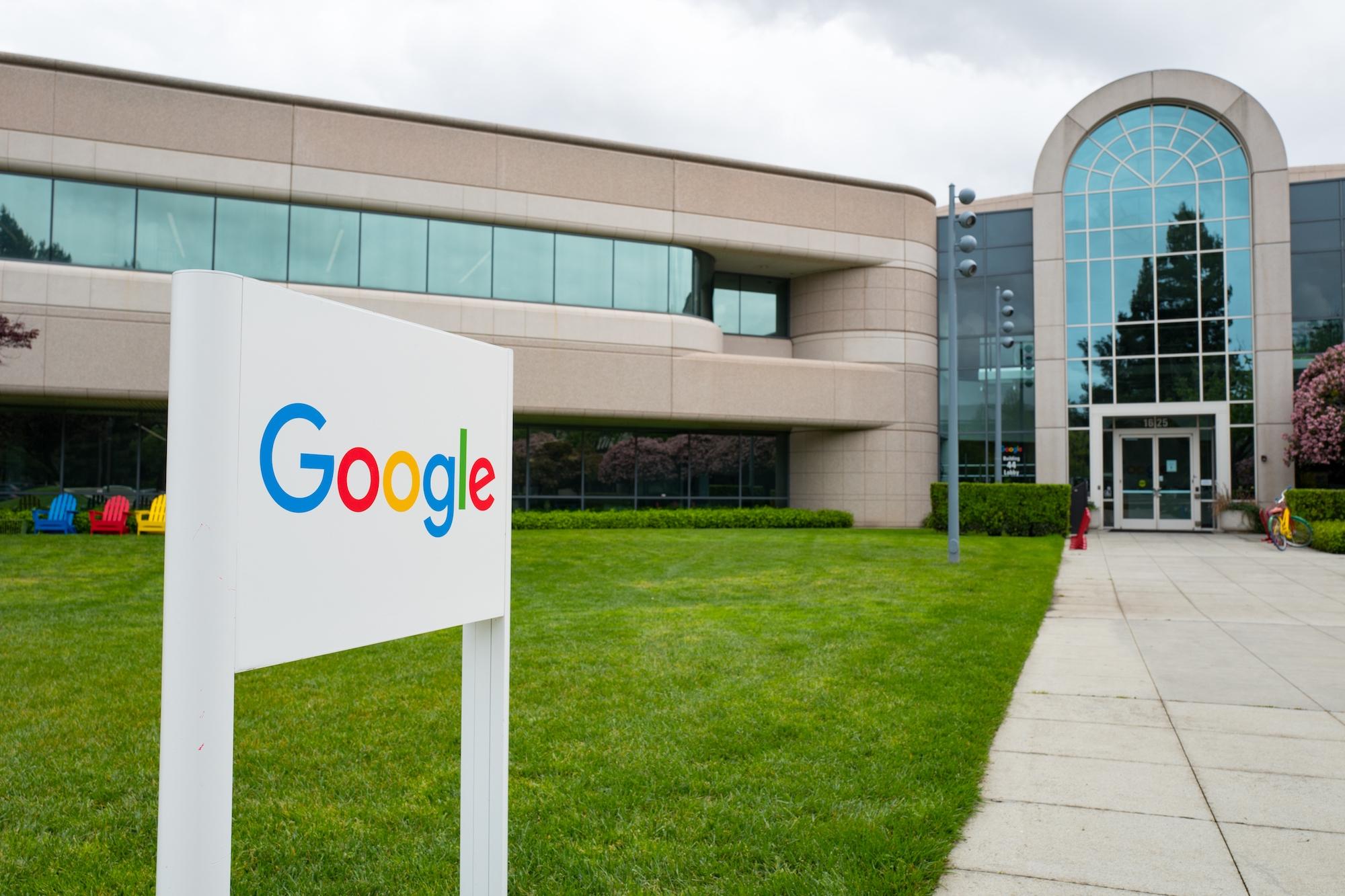 Employee's Anti-Diversity Manifesto Goes 'Internally Viral' at Google