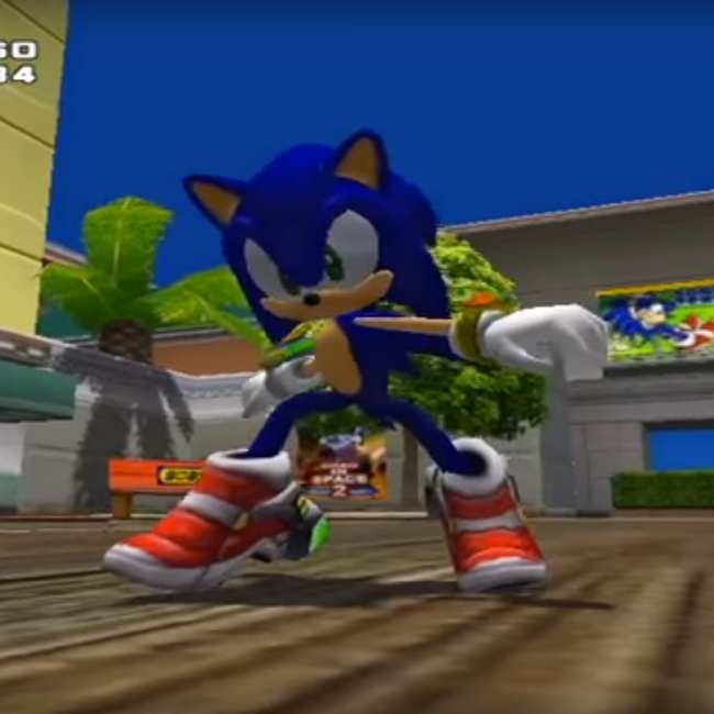 ee6dbc6411f89 The  Sonic Adventure 2  Soundtrack Was Era-Defining and Awesome - VICE