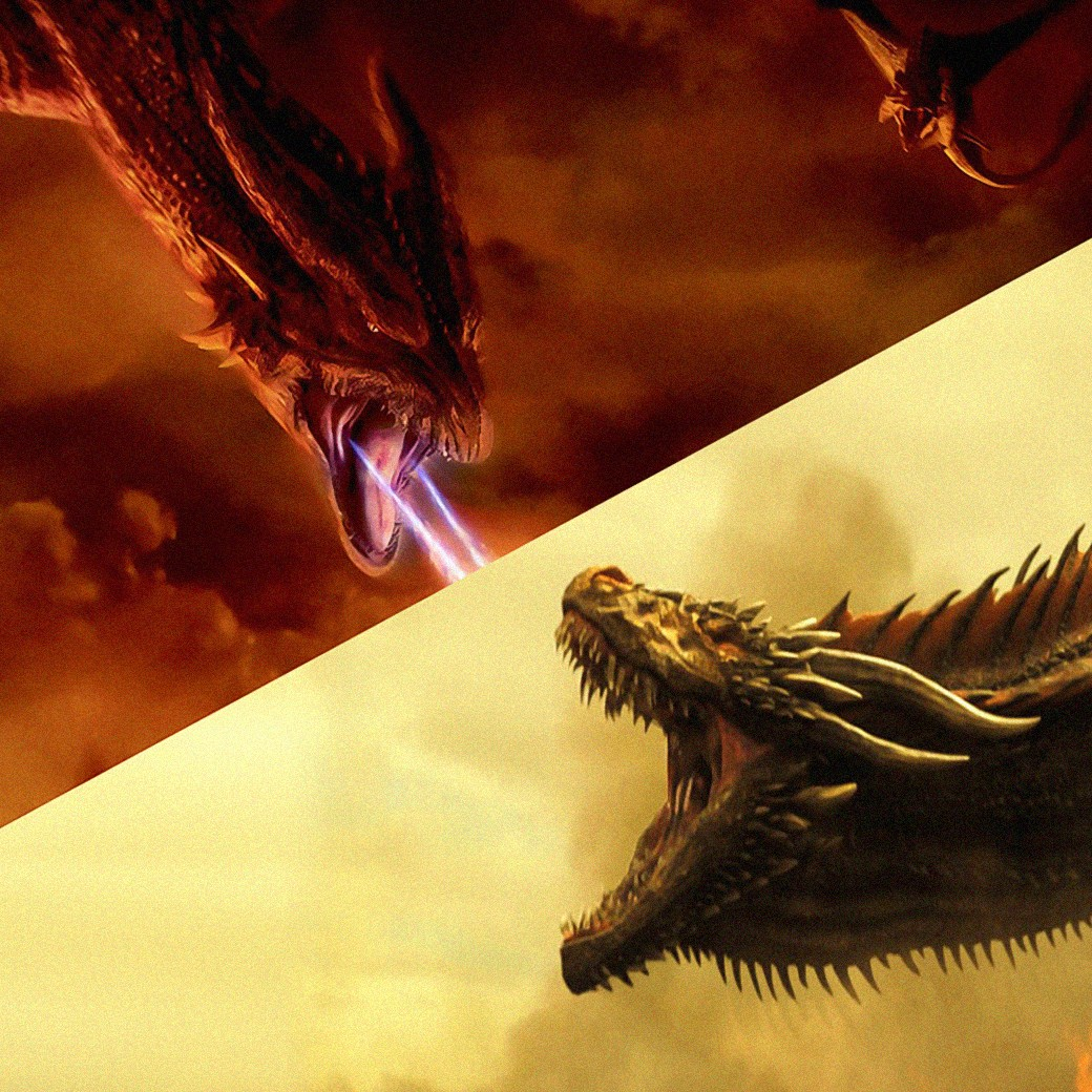 Without Reign Of Fire Cgi Dragons Would Probably Suck