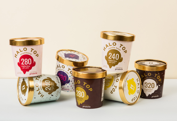 Halo top goldenseal