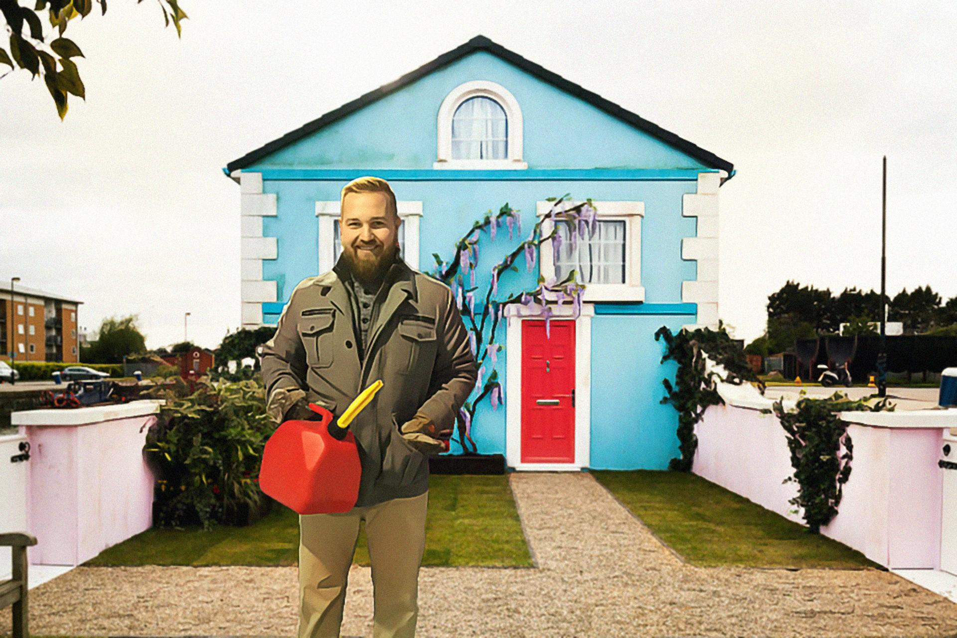 Derek Fildebrandt, Airbnb Host, Is the Greatest Statesman in Alberta