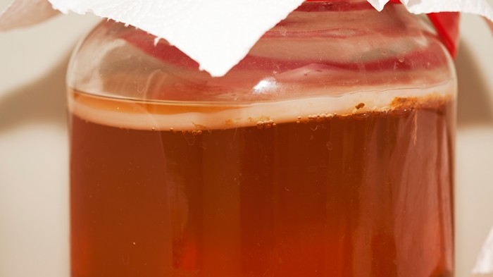 Kombucha Isn't Making You Any Healthier