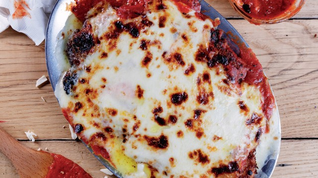 Action Bronsons Chicken Parmesan Munchies