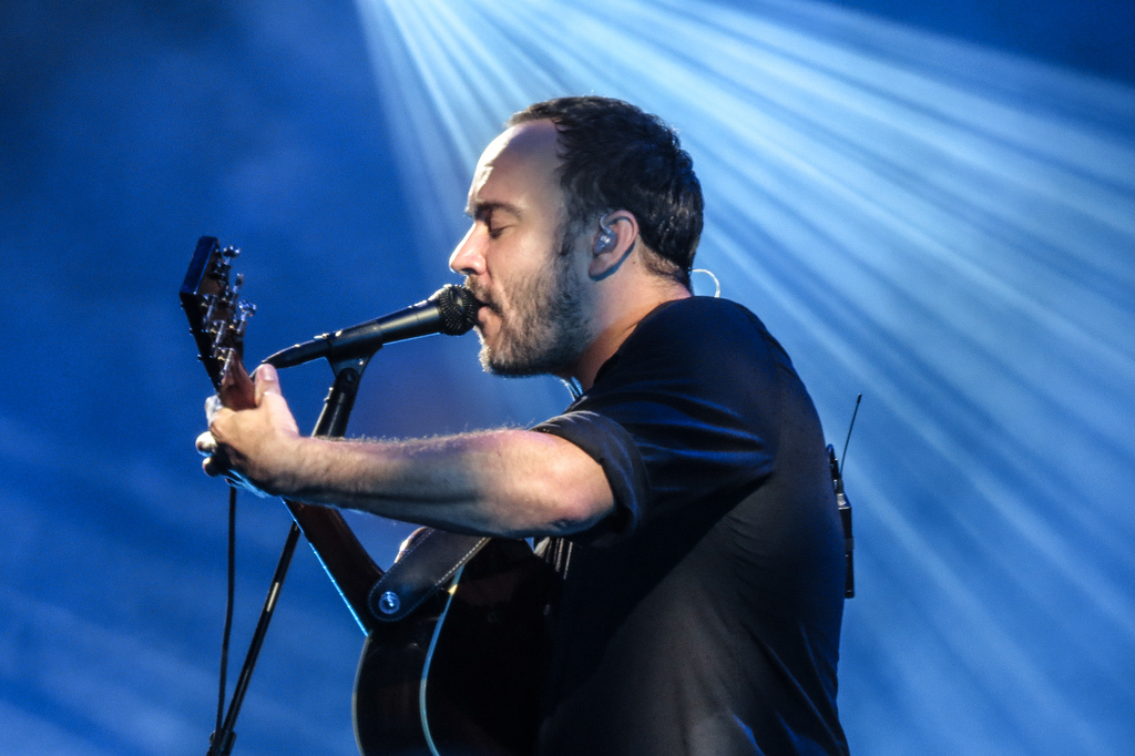 dave matthews website review